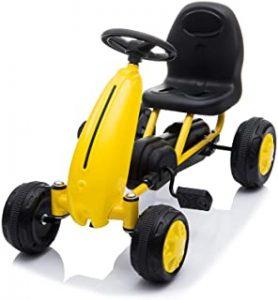 kart à pedale